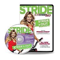 Brenda Dygraf Stride It Out ワークアウトDVD