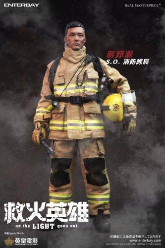 リアルマスターピース 救火英雄 アズ・ザ・ライト・ゴーズ・アウト: ショーン・ユー チウ 消防隊長