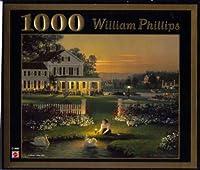 """ウィリアム・フィリップス1000Pieceパズル""""イブニングSong """""""