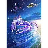 スターリーテイルズ the Zodiac by KAGAYA 500ピース キャンサー -蟹座-【光るパズル】 (38cm×53cm、対応パネルNo.5-B)