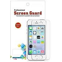 【2枚セット】Apple iPhone5S / SE 液晶保護フィルム × 2Pack (アイフォン5S / SE 対応) 自己吸着式 SCREEN GUARD コーティング スクリーンガード【画面保護】…