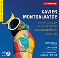 Orchestral Works by Xavier Montsalvatge (2013-05-03)