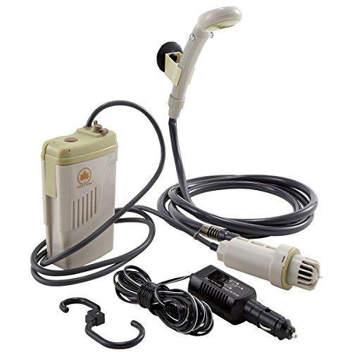 ロゴス 2電源・モバイルシャワーYD 69930001...