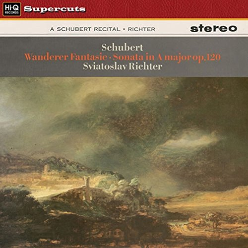 Schubert: Wanderer Fantasie/So [12 inch Analog]