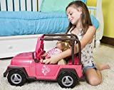 Our Generation My Way and Highway 4x4 for 18-Inch Dolls, Coral and Brown
