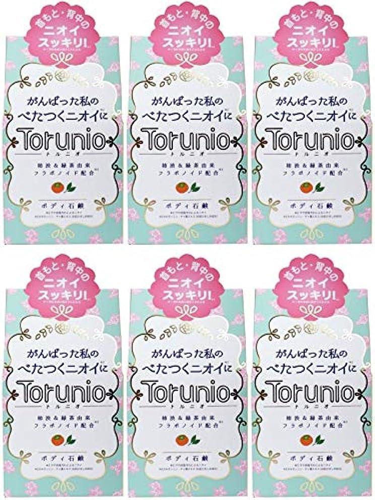 複製するハブプラカード【まとめ買い】Torunio(トルニオ)石鹸 100g【×6個】