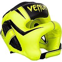 VENUM[ヴェヌム]Elite Iron Headgear エリート アイアン ヘッドギア(ネオイエロー)