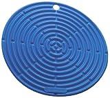Le Creuset COOL TOOL ポットホルダー ブルー 930002-30-07