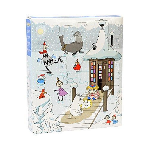 Moomin ムーミン クリスマス フィギュア アドベント カレンダー (24個セット / 2016)