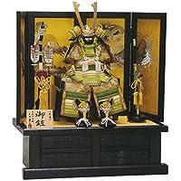 五月人形 鎧飾り 天龍 GOH-501137 平安豊久 GC-064