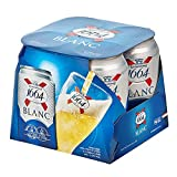 Kronenbourg Blanc Can, 320ml, Pack of 4