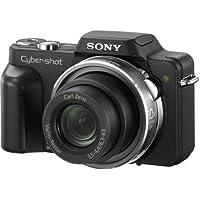 ソニー SONY デジタルカメラ サイバーショット H3 ブラック DSC-H3-B