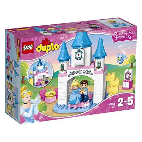 レゴ(LEGO)デュプロ シンデレラのおしろ 10855