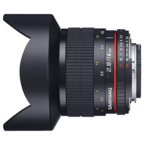 【Amazon.co.jp限定】 SAMYANG 単焦点広角レンズ 14mm F2.8 ペンタックスK用 フルサイズ対応 クリーニングクロスセット