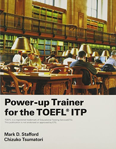 Power-up Trainer for the TOEFL...