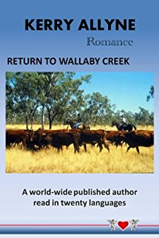 RETURN TO WALLABY CREEK by [ALLYNE, KERRY]