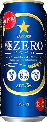 極ZERO 500ml×24本