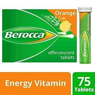 Berocca Energy Vitamin, Orange - 75 Effervescent Tablets (B07S9Q9VP4) | Amazon price tracker / tracking, Amazon price history charts, Amazon price watches, Amazon price drop alerts