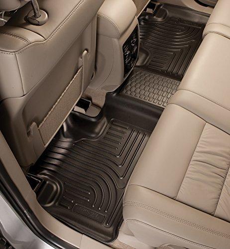 Husky Liners 2nd Seat Floor Liner Fits 14-16 MDX [並行輸入品]