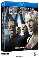 Battlestar Galactica: Season Three [Blu-ray] [Import]
