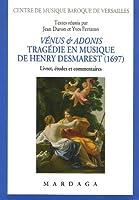 Venus et adonis tragedie lyrique