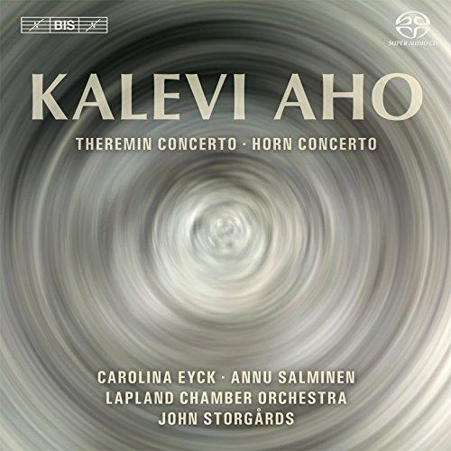 Aho: Theramin/Horn Concerto