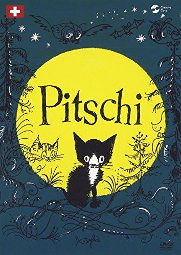 Pitschi こねこのぴっち [DVD]の詳細を見る