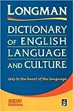 LONGMAN DIC OF ENG LAN&CUL : PAP(2/E) (LONGMAN DICTIONARY OF ENGLISH LANGUAGE AND CULTURE)