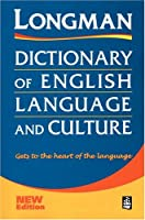 LONGMAN DIC OF ENG LAN&CUL : PAP(2/E) (LONGMAN DICTIONARY OF ENGLISH LANGUAGE AND CULTURE)