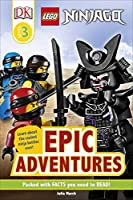 LEGO NINJAGO Epic Adventures (DK Readers Level 3)