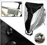 MARSNET 自転車カバーサイクルカバー  防水 防犯 UVカット 風飛び破れにくい 収納袋付き 29インチまで対応