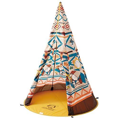 ロゴス(LOGOS) テント SNOOPY KIDS Tepee 86001056