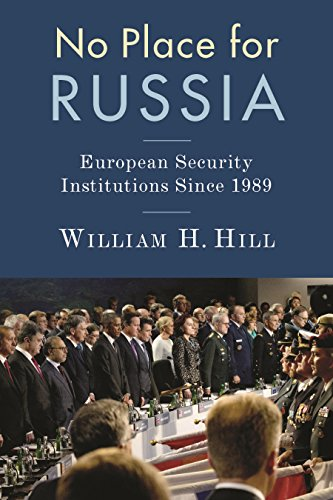 No Place for Russia: European ...