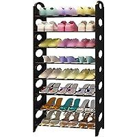 TLMY リムーバブルドミトリードミトリーシンプルなシューズラック多層鉄製の家庭用ストレージアセンブリシューズ 靴箱 (サイズ さいず : 65 * 20 * 125cm)