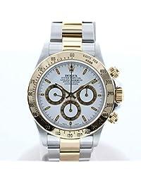 [ロレックス]ROLEX 腕時計 デイトナ YG コンビ P番 エルプリメロ 日本正規 16523 メンズ 中古