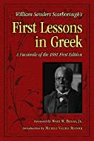 William Sanders Scarborough's First Lessons in Greek: A Facsimile of the 1881 First Edition