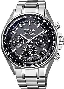 [シチズン]CITIZEN 腕時計 ATTESA アテッサ Eco-Drive エコ・ドライブ GPS衛星電波時計 F950 ダブルダイレクトフライト CC4000-59E メンズ