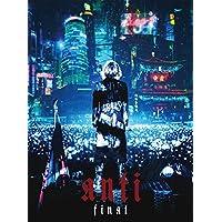 【Amazon.co.jp限定】HYDE LIVE 2019 ANTI FINAL(初回限定盤)(特典:トートバッグ(本体サイズ:約360×370×110mm)付)