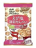 アサヒグループ食品 リセットボディ 雑穀せんべい えび塩味 88g(22gx4袋)