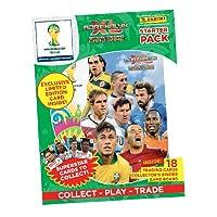 FIFAワールドカップ2014ブラジル( Brasil ) Adrenalyn XL Tradingカードゲームスターターパック