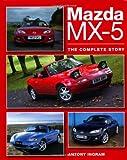 洋書「MAZDA MX-5 - THE COMPLETE STORY」マツダ・ロードスター解説書