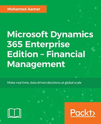 Microsoft Dynamics 365 Enterprise Edition – Financial Management