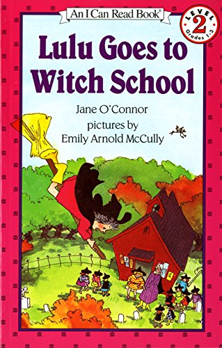 Lulu Goes to Witch School (I Can Read Level 2)の詳細を見る