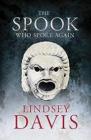The Spook Who Spoke Again: A Flavia Albia Short Story (Kindle Single): A Short Story by Lindsey Davis (Falco: