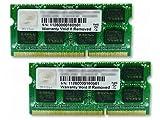 G.Skill F3-1600C10D-16GSQ (DDR3-1600 CL10 8GB×2)