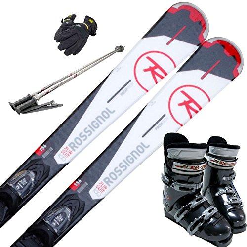 [해외]ROSSIGNOL (로시뇰) 5 종 세트 조각 스키 15-16 PURSUIT 100 Xelium 브래킷 부츠 된 스톡있는 장갑있는/ROSSIGNOL (Rosignol) set of 5 carving skis 15-16 PURSUIT 100 Xelium with gloves with boot With gloves with stock