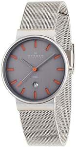[スカーゲン]SKAGEN 腕時計 basic steel mens 351LSSMO ケース幅: 34mm メンズ [正規輸入品]