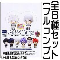 こえだらいず12 刀剣乱舞 ONLINE Vol.2 [全6種セット(フルコンプ)]