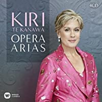 キリ・テ・カナワ オペラ・アリア集(4CD)