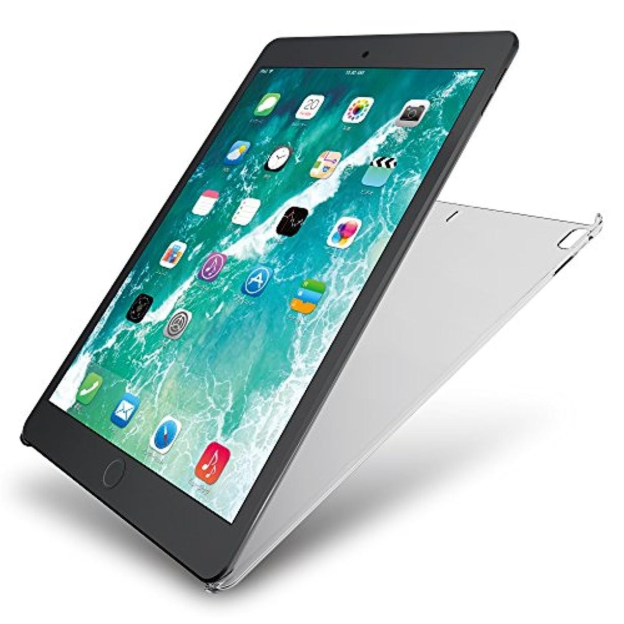 ストラトフォードオンエイボンジェットシャツエレコム iPad 10.5 ケース シェルカバー クリア TB-A17PVCR